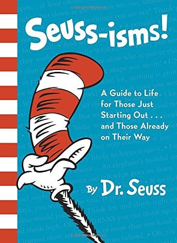 high school graduation gift for her - Seuss-isms! A Guide to Life