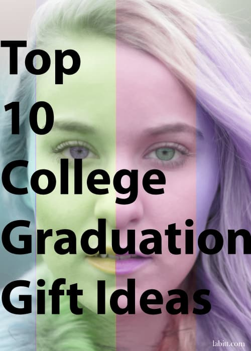 college graduation gift ideas for girls. friend, girl friend, daughter gifts