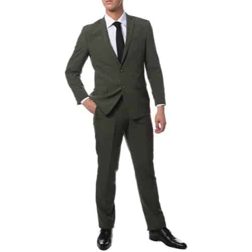 college graduation gifts for guys - Ferrecci-Zonettie Slim Fit Suits