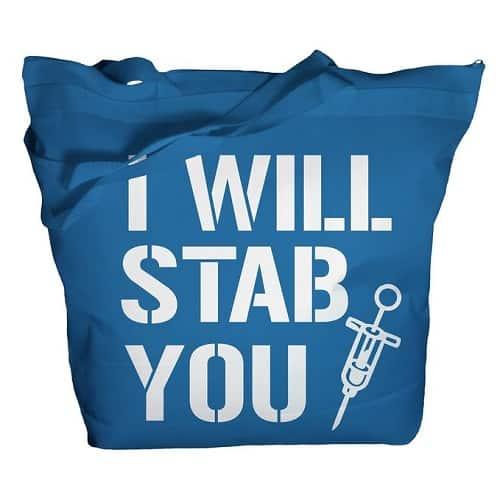 Funny Nursing Bags