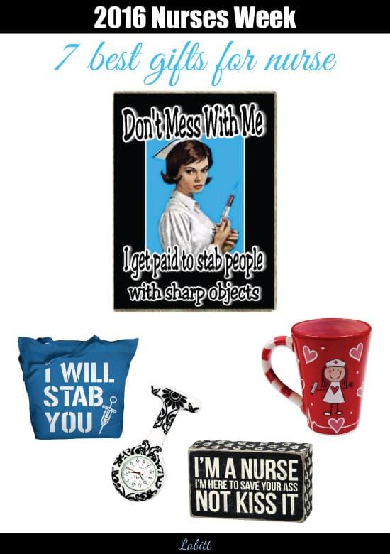 Gifts for Nurses Week