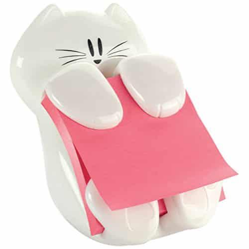 Cat Figure Pop-up Note Dispenser