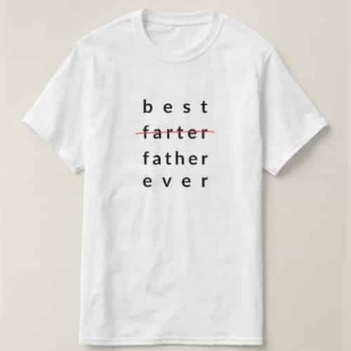 Best Father Ever Shirt