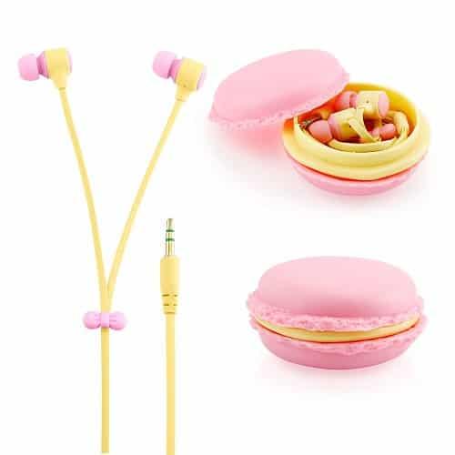 gearonic macaron in ear earphones