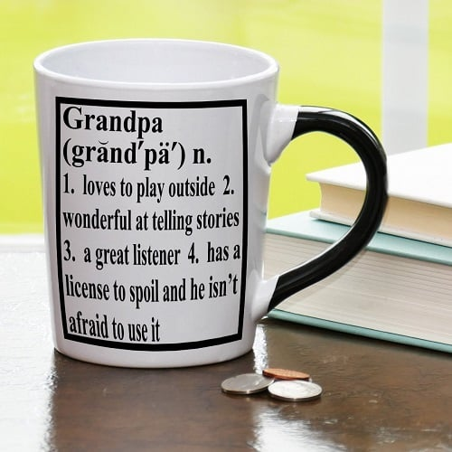 gift ideas for grandpa. Grandparents Day gift ideas.