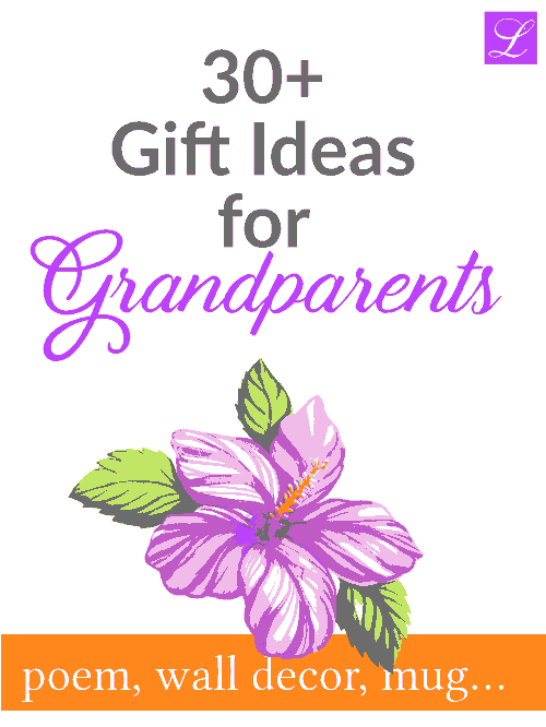 30+ Gifts Ideas for Grandparents