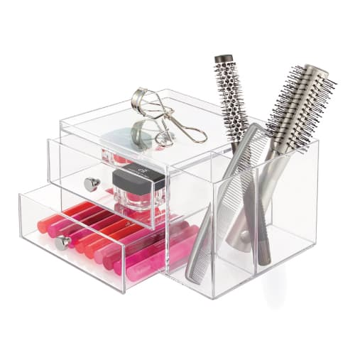 Vanity Desk Organizer. Room organization..