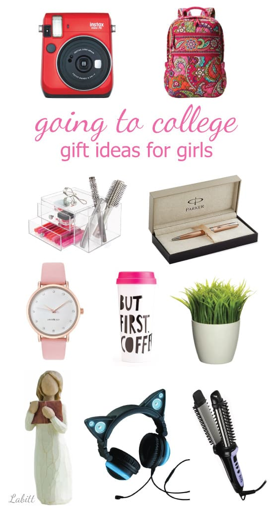 going to college gift ideas for girls