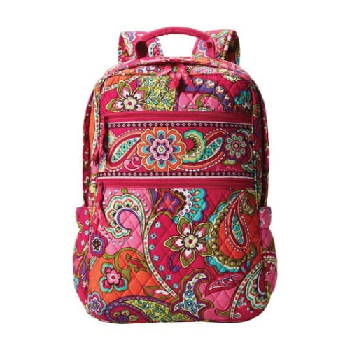 Vera Bradley Tech Backpack. School supplies for college.