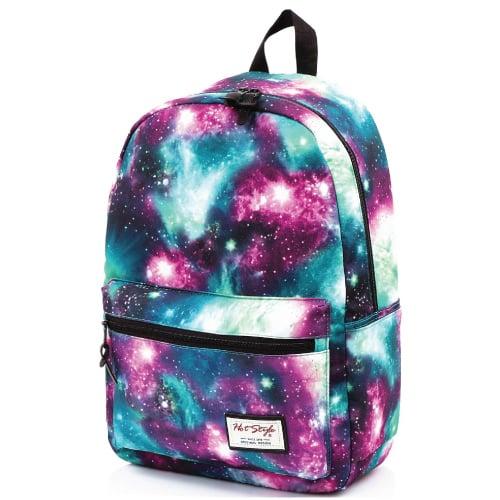 Galaxy Pattern Backpack