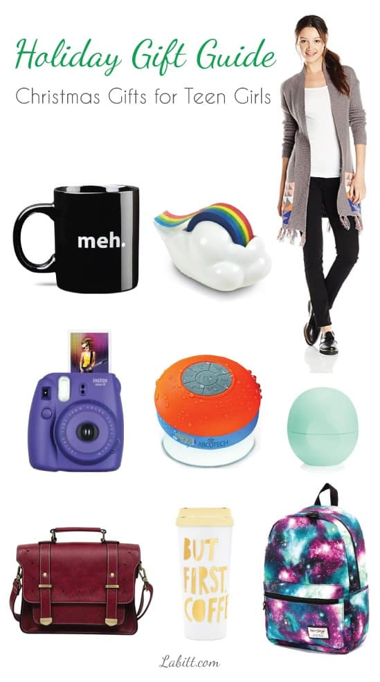 Best Ever Christmas Gift Ideas for Teenage Girls ...
