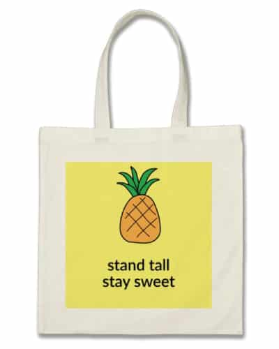 The Pineapple Tote