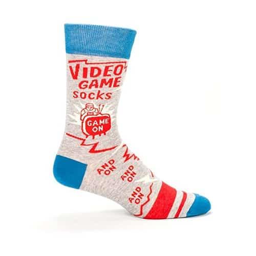 Game On Crew Socks