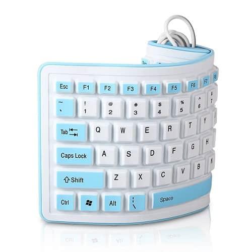 Foldable Silicone Keyboard