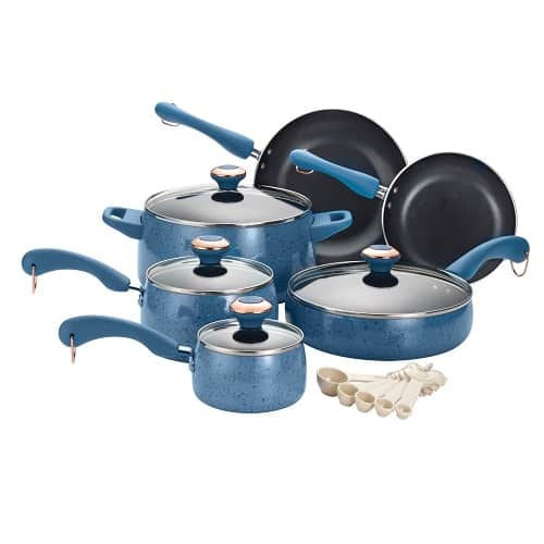 Paula Deen Signature Nonstick Cookware Set