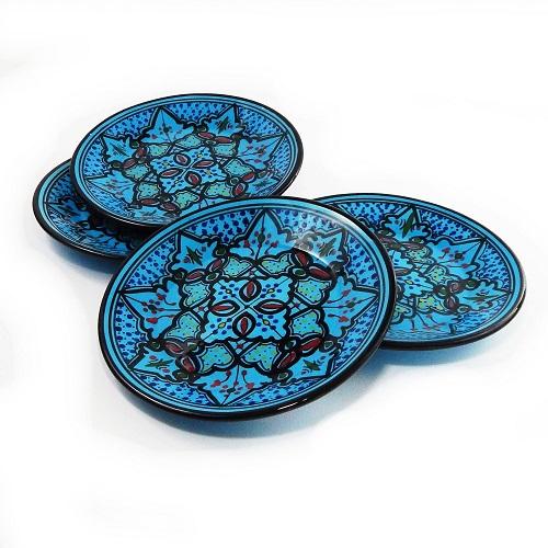 Sabrine Side Plates Set