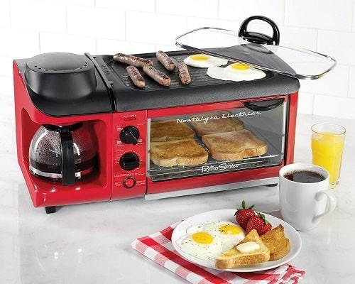 Breakfast Station