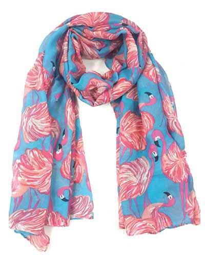 Flamingo Scarf | Hostess Gifts