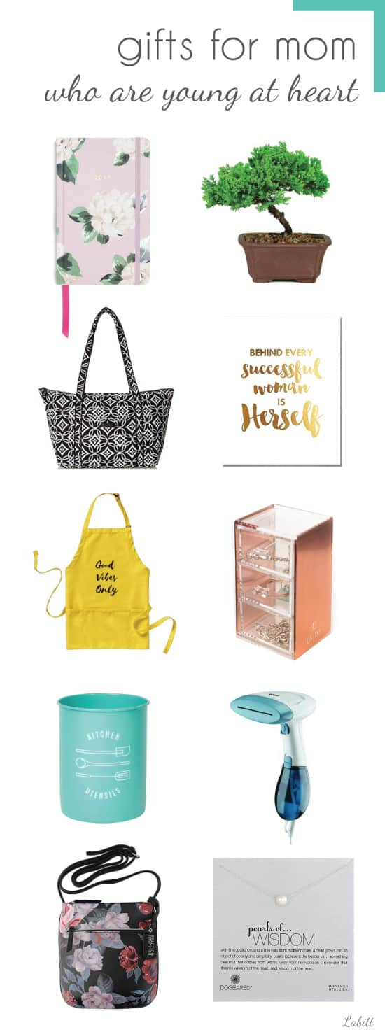 Gifts for Young Mothers