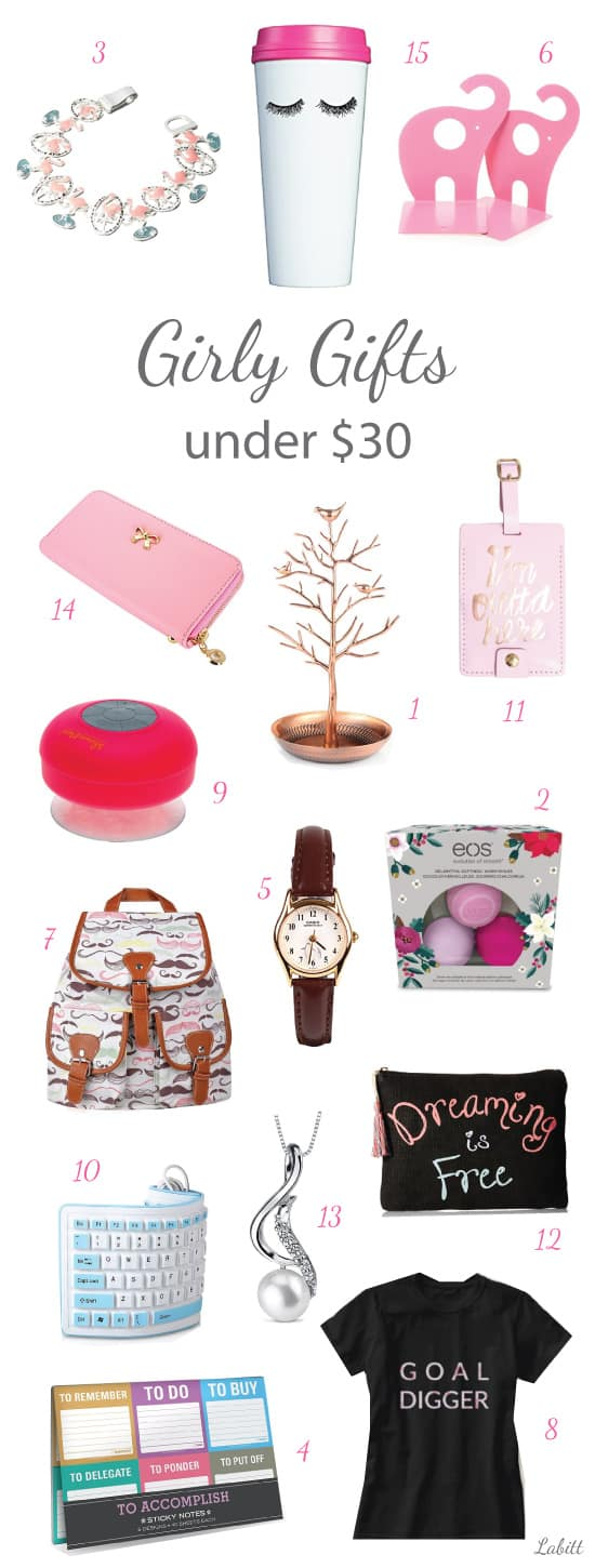 Girly Gifts For Women Under 30 Metropolitan Girls