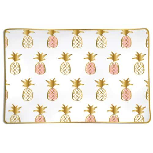Pineapples Trinket Tray