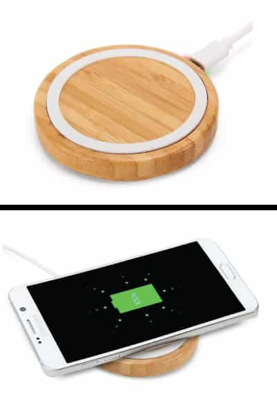 Wood Series Wireless Charger