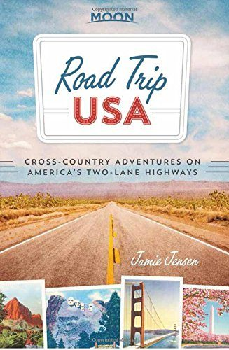 Road Trip USA: Cross-Country Adventures on America's Two-Lane Highways | Retirement Gift Ideas