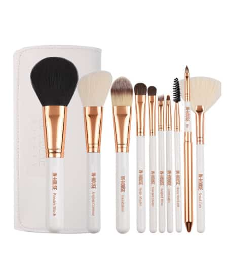 In-House Beauty Makeup Brush Set