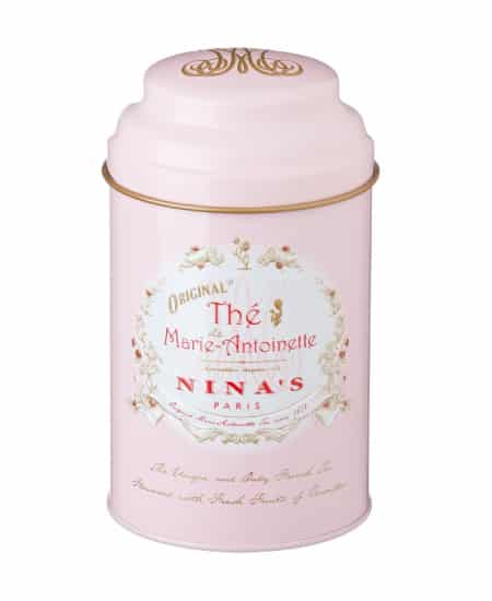 Marie Antoinette Pink Tin - Gift Ideas for Nurse Appreciation Week 2017 2018