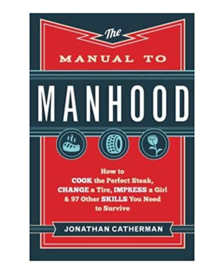 high school graduation gift idea for guys - The Manul to Manhood