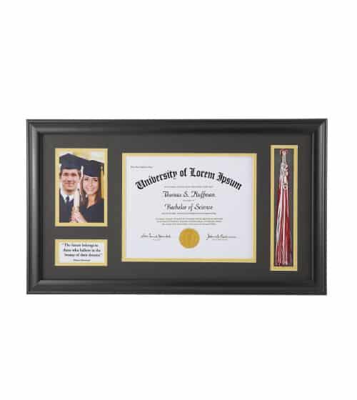 college graduation gift for guys - graduation keepsake box