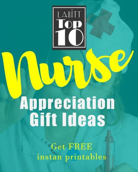 Nurse Appreciation Gifts