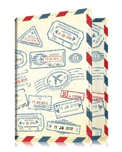 Passport Holder | Retirement Gift Ideas