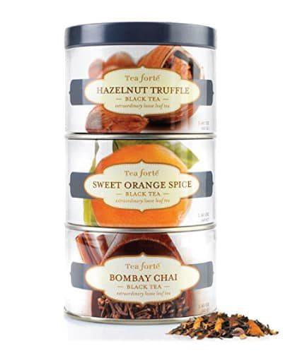 Tea Forte Tea Sampler Set | Retirement Gift Ideas