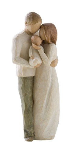 Willow Tree Our Gift Figurine. Sentimental New Dad Gifts.