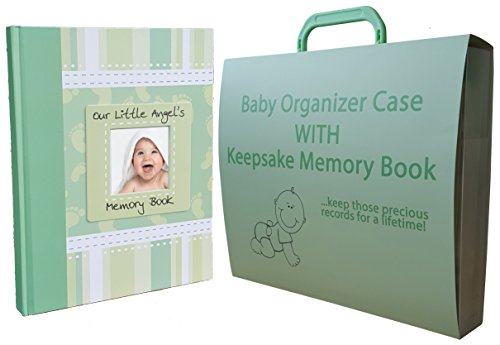 Baby Organizer -- great as baby shower or new dad gift.