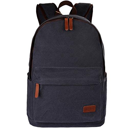 ibagbar classic canvas backpack