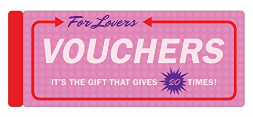 Love Vouchers for Lovers. A gift that gives 20 times. Spice things up with this. Romantic birthday gift ideas for boyfriend's 21st birthday.
