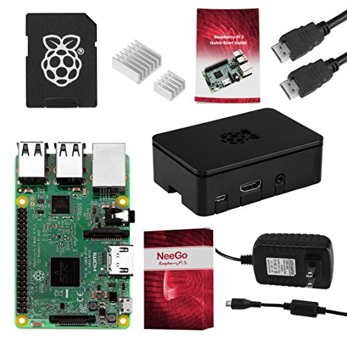 gifts for tween girls Raspberry Pi 3. Build a Computer Starter Kit.