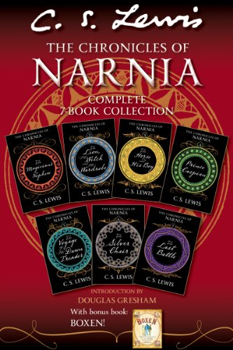The Chronicles of Narnia Complete Collection
