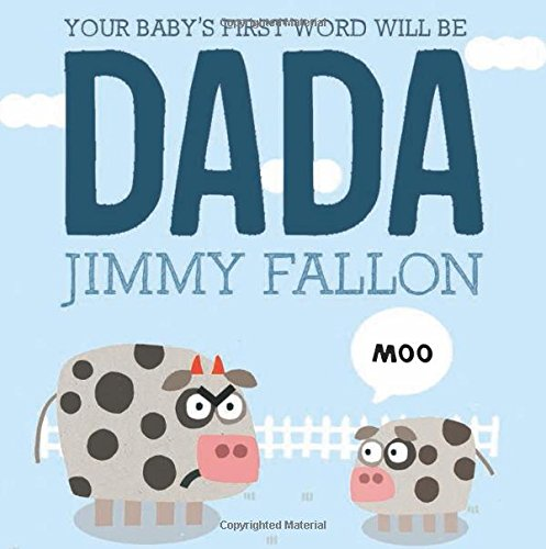Children's Book by Jimmy Fallon. Cool New Dad Gifts.