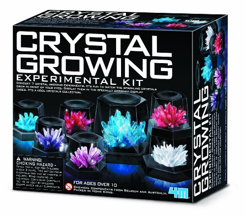 gifts for tween girls Grow Crystal at Home. Crystal Growing Experimental Kit