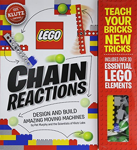 gifts for tween girls Klutz Lego Chain Reactions Craft Kit