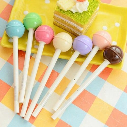 Novelty Lollipop Pen   Student Gifts from Teacher