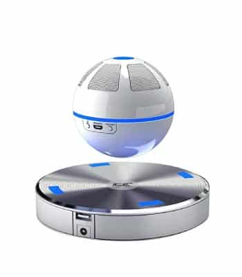 Perfect Father's Day Gift for Geek Dad from Adult Daughter. Wireless Floating Bluetooth Speaker.