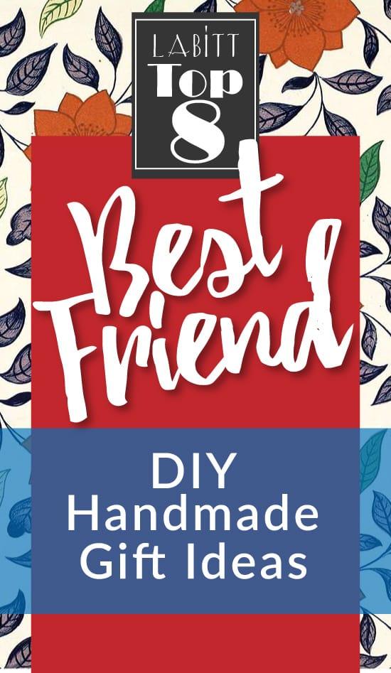 Happy Best Friend Day! DIY Craft Handmade Gift Ideas