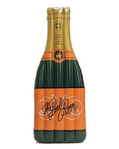 Champagne BottlePool Float