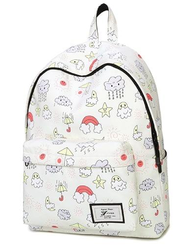 Leaper Doodle Drawings Backpack