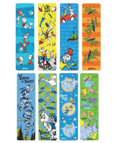 dr seuss bookmarks