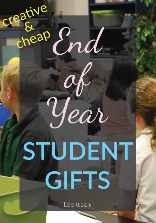 End of School Year Student Gift Ideas